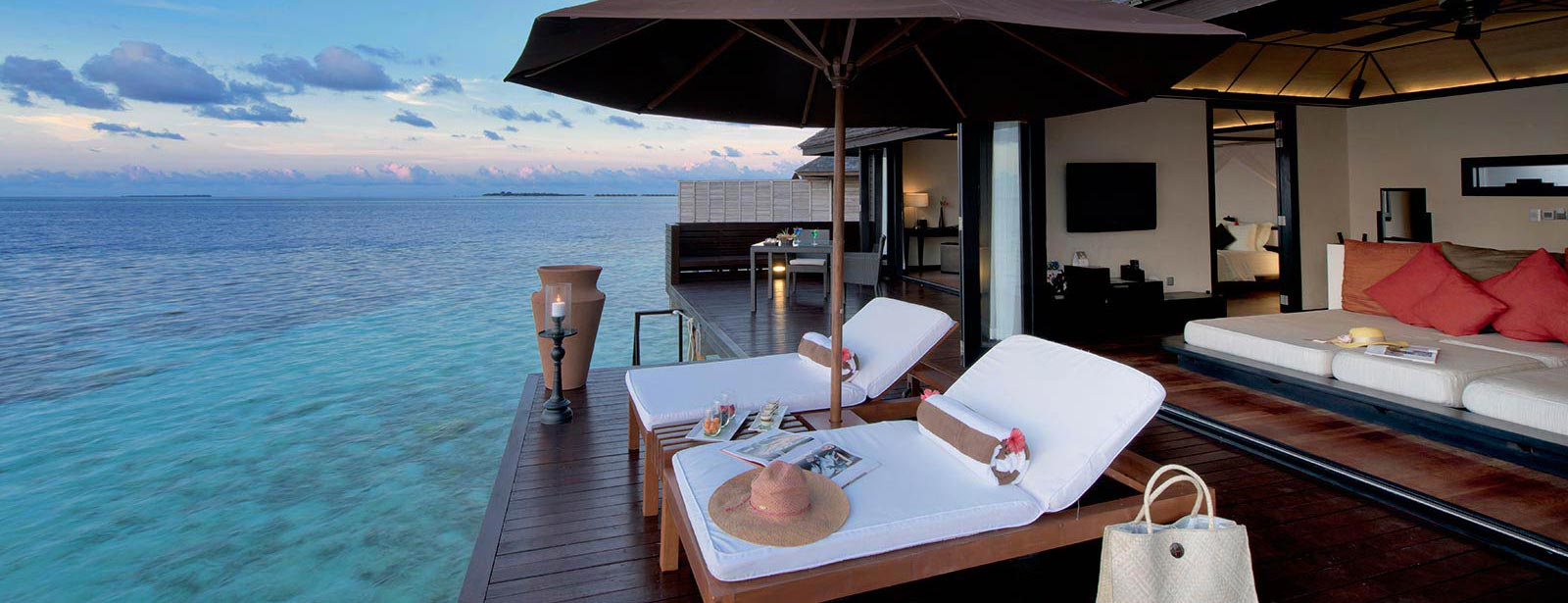 Maldives Private Beach Villa The Best Beaches In World